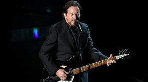 Eddie Vedder's Heartfelt Tribute To Tom Petty Was The Best Part Of The Oscars