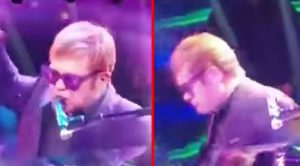 A Furious Elton John Cusses Out A Fan And Storms Off Stage… Again