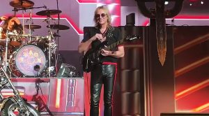 Glenn Tipton Just Made A Surprise Return To The Stage After His Parkinson's Disease Diagnoses