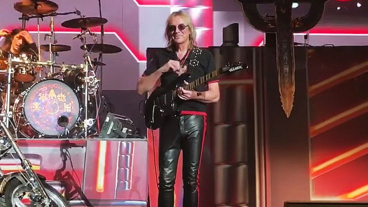 Glenn Tipton Just Made A Surprise Return To The Stage After His Parkinson's Disease Diagnoses | Society Of Rock Videos