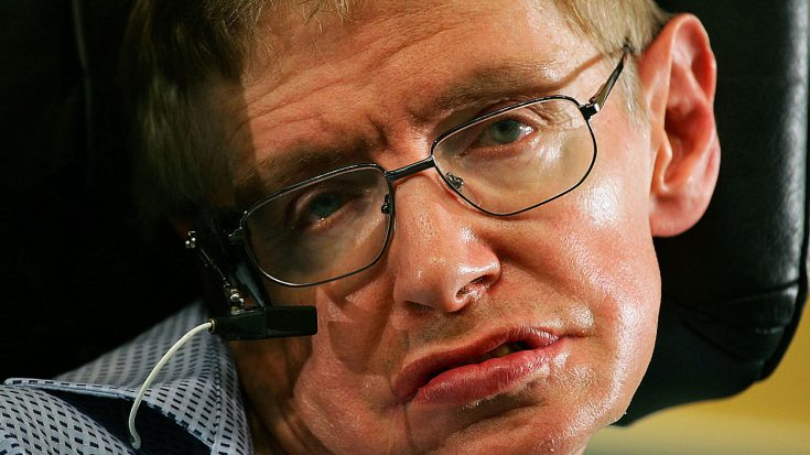 Stephen Hawking Did Pink Floyd A Huge Favor – And It Wasn't The First Time