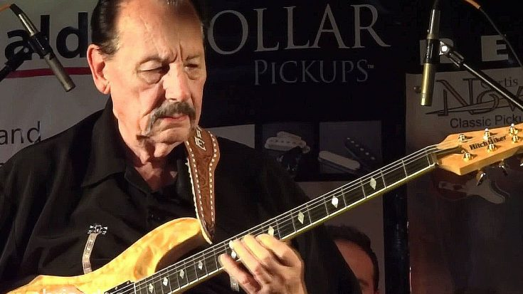 Report: Guitar Legend Dies At 82 | Society Of Rock Videos