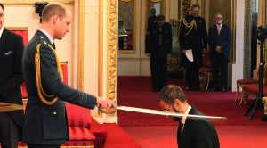 Ringo Starr Becomes Rock And Roll Royalty After Being Knighted By Prince William