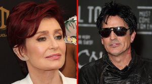 In Just Two Words, Sharon Osbourne Puts Tommy Lee To Utter Shame