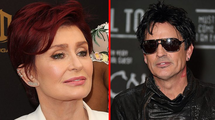 In Just Two Words, Sharon Osbourne Puts Tommy Lee To Utter Shame | Society Of Rock Videos