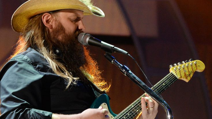 Chris Stapleton Just Covered This Elton John Classic – Better Than The Original?