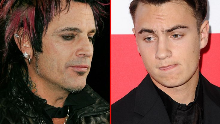 Newly Released 911 Call Explains How Tommy Lee's Fight With His Son Spun Out Of Control   Society Of Rock Videos