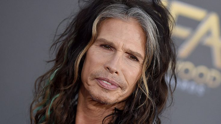 Report: Steven Tyler Finally Announces His World Tour Dates | Society Of Rock Videos