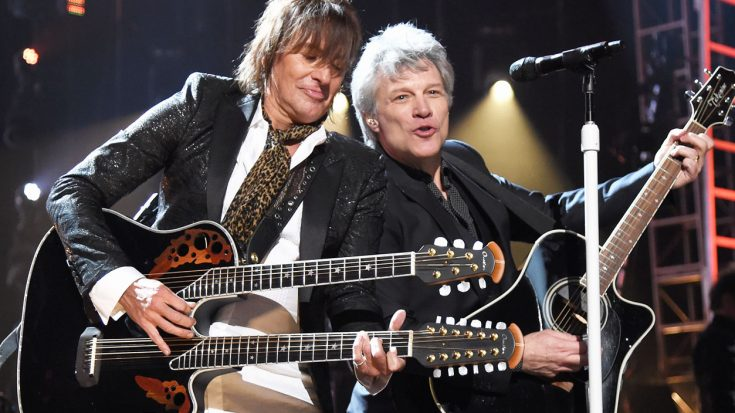 Richie Sambora Reunites With Bon Jovi After 5 Long Years – It's Everything You've Been Waiting For | Society Of Rock Videos