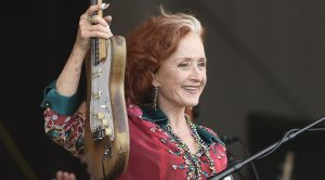 Report: Health Issues Force Bonnie Raitt To Cancel Tour Dates