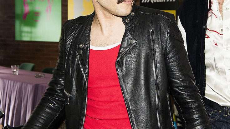 Rami Malek Shines As Freddie Mercury In Stunning New Photos From 'Bohemian Rhapsody' Film | Society Of Rock Videos