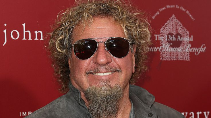 Sammy Hagar Just Pulled Off An April Fools Prank That Was Equal Parts Funny And Cruel | Society Of Rock Videos