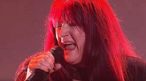 Hard Rocking Mama Makes 'Voice' Judge Squeal With Led Zeppelin Cover