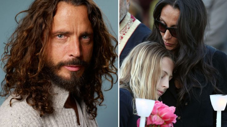 For Chris Cornell's Wife, His Death Was The Single Worst Day Of Her Life…Until This Day Came | Society Of Rock Videos