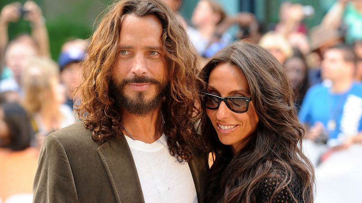 As Chris Cornell's Death Anniversary Approaches, Vicky Cornell Is Asking One Small Favor…   Society Of Rock Videos