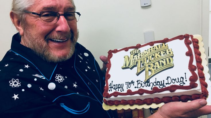 Marshall Tucker Band's Doug Gray Has One Wish For His 70th Birthday, And You Can Help Make It Come True | Society Of Rock Videos