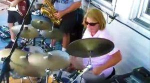 Soccer Mom Plays With Drumset At Party – No One Was Ready For What She Did Next