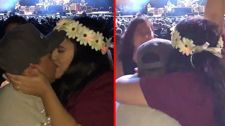 Your Heart Will Swell Watching These Two Getting Married At A Foo Fighters Concert | Society Of Rock Videos