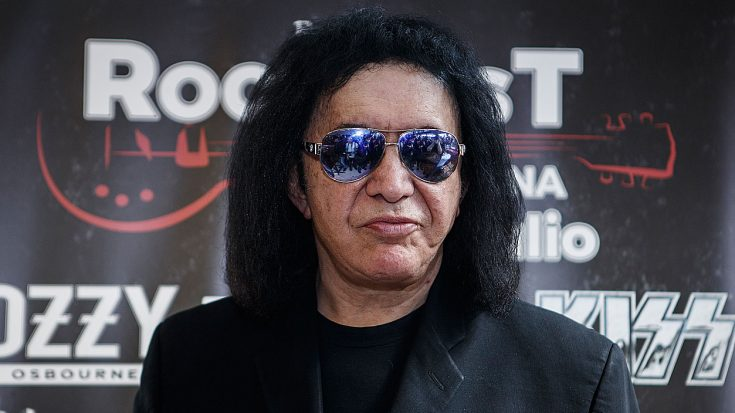 Gene Simmons Has Officially Changed His Stance On The One Thing He's Always Been Against | Society Of Rock Videos