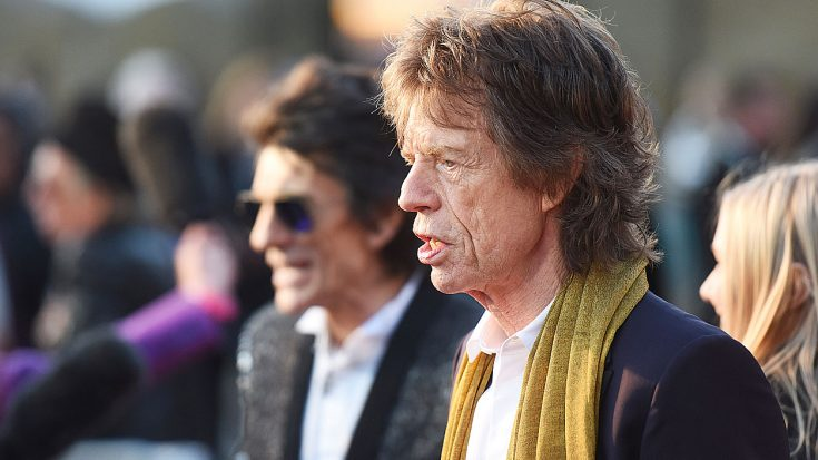 With One Short Letter, Mick Jagger Is Making History In A Big Way…