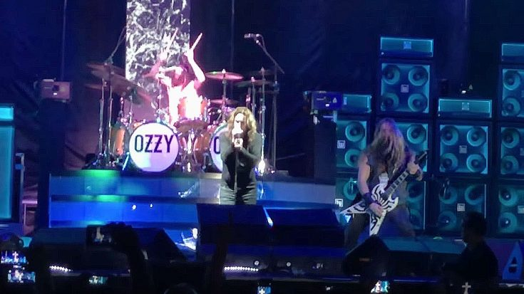 Ozzy Osbourne Just Kicked Off His Tour – But His First Show Is Raising Some Questions… | Society Of Rock Videos