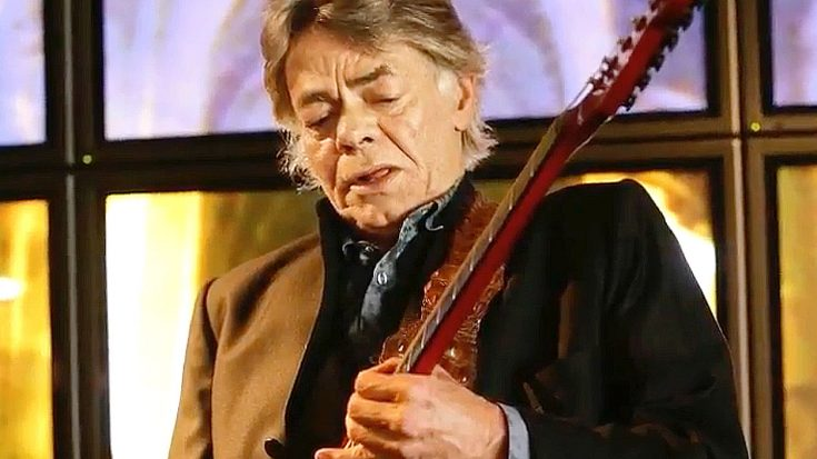 Report: Guitar Legend Dies At 65   Society Of Rock Videos