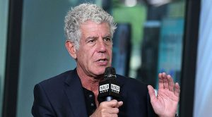 Report: Anthony Bourdain Dead At 61