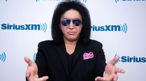 Gene Simmons Just Unveiled A Curious New Piece Of KISS Merchandise – And We're Not Sure What To Think…