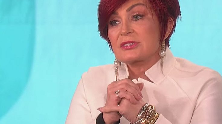 This Is The Moment That Broke Sharon Osbourne's Heart | Society Of Rock Videos