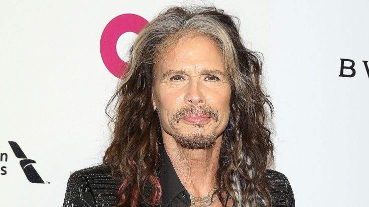 Steven Tyler's Big Risk Finally Paid Off – And Starting Today, You Get To See How | Society Of Rock Videos