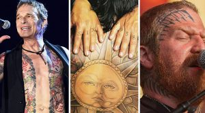 11 Of The Craziest Rockstar Tattoos You'll Ever See – Getting These Must've HURT