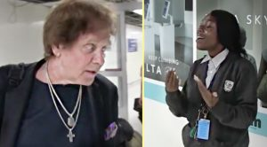 Legendary Musician Is Stopped Dead In His Tracks By LAX Employee's Unexpected Singing Voice
