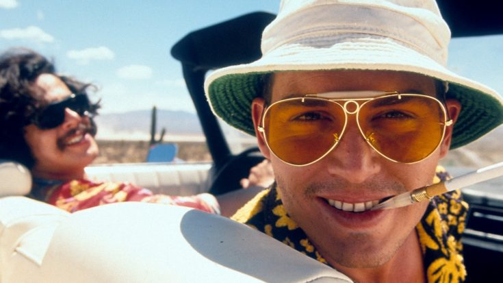 Everyone Else Can Go Home, Because 'Fear And Loathing In Las Vegas' Had The Greatest Soundtrack Ever | Society Of Rock Videos