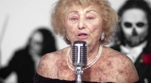 96 Year Old Holocaust Survivor Turns Her Story Into The Most Brutal Death Metal You'll Ever Hear