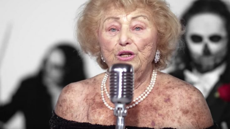 96 Year Old Holocaust Survivor Turns Her Story Into The Most Brutal Death Metal You'll Ever Hear | Society Of Rock Videos