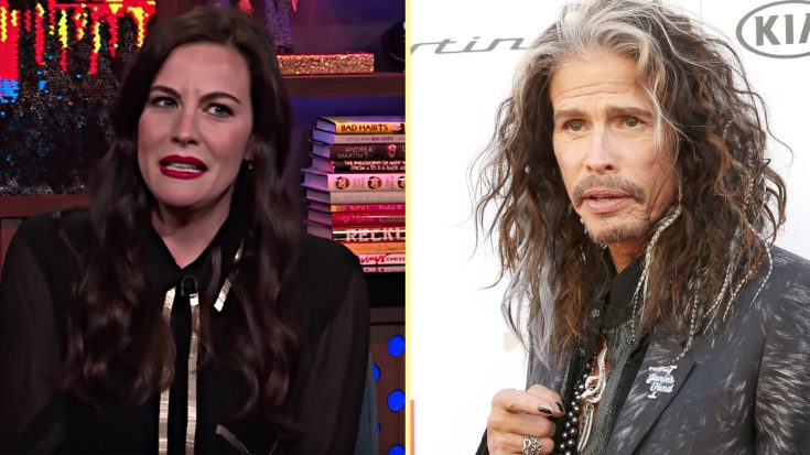 Liv Tyler Reveals Her Dad's Most Embarrassing Moment – He's Not Gonna Be Happy | Society Of Rock Videos