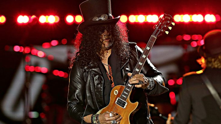 Slash Has Got A Brand New Song And It's Fast, Epic, Fiery, Explosive, And Awesome All Wrapped Into One