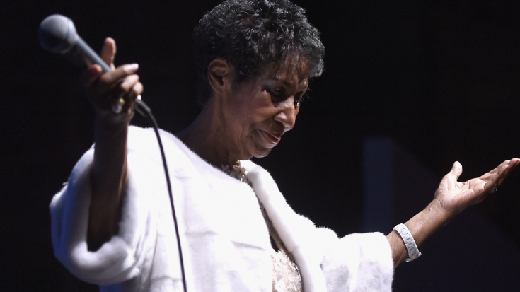 Aretha Franklin, Queen Of Soul, Has Died   Society Of Rock Videos