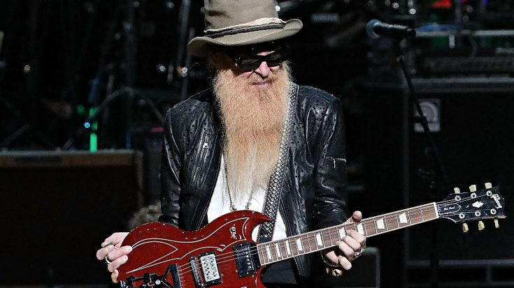 Heads Up: Billy Gibbons Is Going On Tour – See If He's Coming To Your City | Society Of Rock Videos