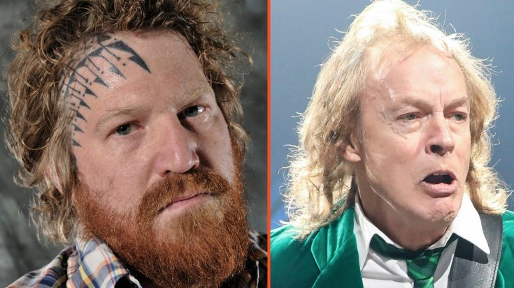 Brent Hinds Of Mastodon Officially Has The Strangest Story About Meeting Angus Young Ever…