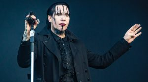 Marilyn Manson Stops Show Early After Collapsing On Stage