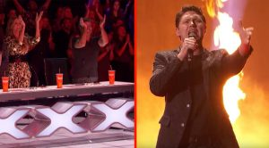 'AGT' Contestant Sends Crowd Into Frenzy After Turning Aerosmith Hit Into Operatic Masterpiece