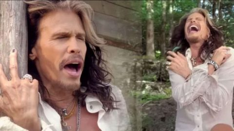 Even 2 Years Later, Steven Tyler's Country Song Is So Good- It's Addicting | Society Of Rock Videos