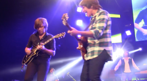 Love John Fogerty? He Rocks OUT With Son On Stage, Look At Him Go!