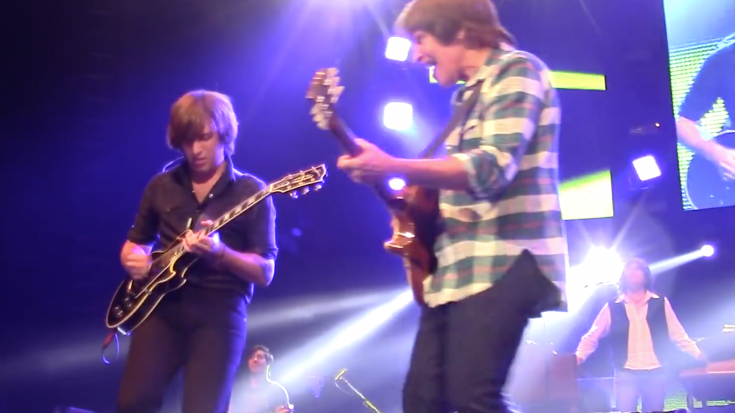 Love John Fogerty? He Rocks OUT With Son On Stage, Look At Him Go! | Society Of Rock Videos