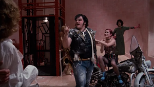 "Halloween Is Never Complete Without Meat Loaf Belting Out ""Bless My Soul"" On 'The Rocky Horror Picture Show'"