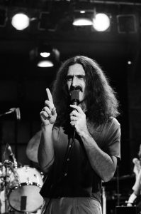 Frank Zappa Kicked Off SNL After Making This Snarky Comment