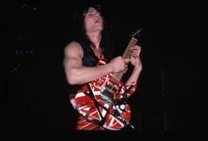 Watch The Eddie Van Halen Tribute In Pasadena