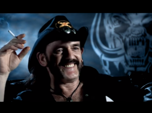 Try Fitting Parallelogram Into A Song- Lemmy's Lyricism