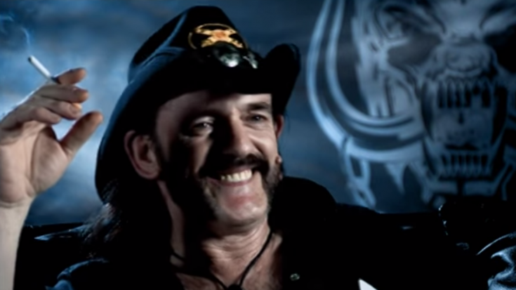Try Fitting Parallelogram Into A Song- Lemmy's Lyricism | Society Of Rock Videos